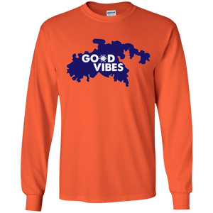 Good Vibes Youth Long Sleeve T-Shirt