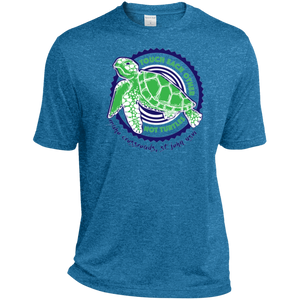 Touch Each Other Not Turtles Dri-Fit Moisture-Wicking T-Shirt