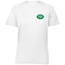 Load image into Gallery viewer, Paddle In Augusta Ladies' Raglan Sleeve Wicking T-Shirt