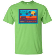 Load image into Gallery viewer, Crossroads Sunset Youth Cotton T-Shirt