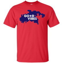 Load image into Gallery viewer, Good Vibes Cotton T-Shirt
