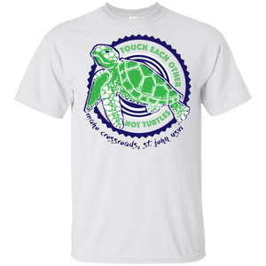 Touch Each Other Not Turtles Youth Ultra Cotton T-Shirt