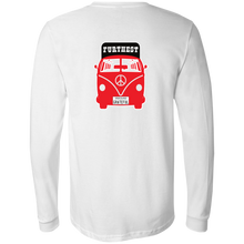 Load image into Gallery viewer, Bus Bella + Canvas Men's Jersey LS T-Shirt