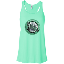 Load image into Gallery viewer, Touch Each Other Not Turtles Bella + Canvas Flowy Racerback Tank