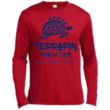 Load image into Gallery viewer, Terrapin Beach Club Long Sleeve Moisture Absorbing T-Shirt