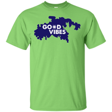 Load image into Gallery viewer, Good Vibes Youth Ultra Cotton T-Shirt