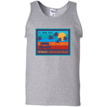 Load image into Gallery viewer, Crossroads Sunset Cotton Tank Top