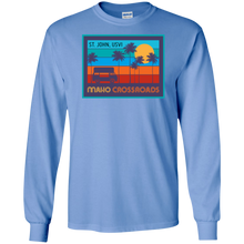 Load image into Gallery viewer, Crossroads Sunset LS Cotton Shirt