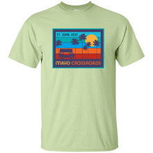 Load image into Gallery viewer, Crossroads Sunset Cotton T-Shirt