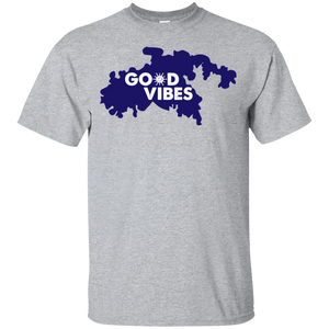 Good Vibes Youth Ultra Cotton T-Shirt