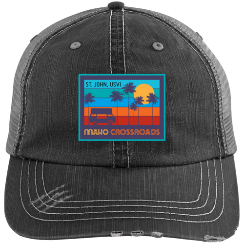 Crossroads Sunset Hat