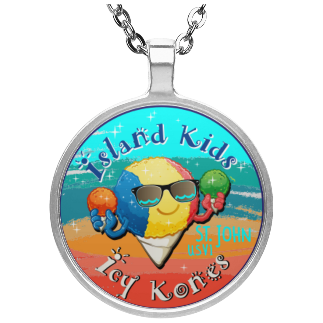 Island Kids Icy Kones Necklace