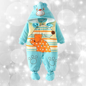 ea1f505a4ea Cartoon Rompers · On Sale. Beary Funny- 3 to 12 Months ...
