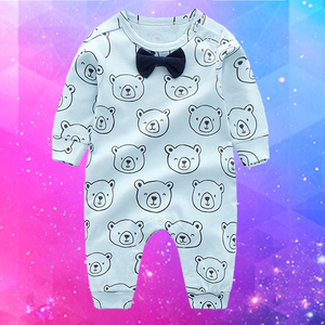 23f6e3fb2c9 Beary Funny- 3 to 12 Months- Baby Rompers – Romperthumper