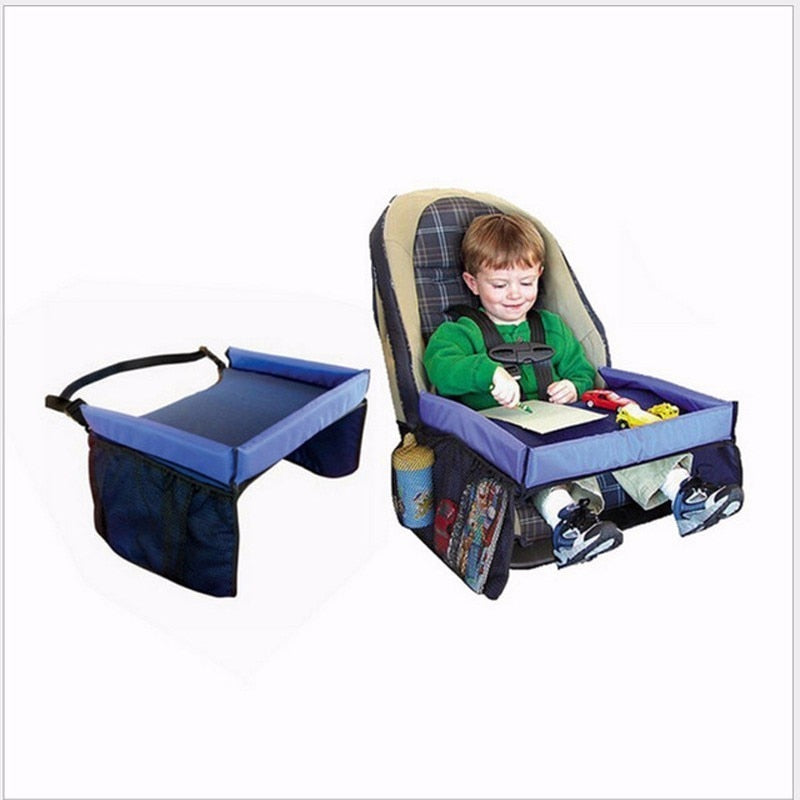 Waterproof Travel Tray for Kids Seat - The Travel Shopp