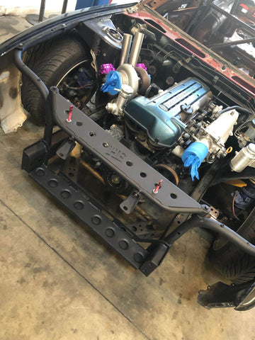 S-Chassis DIY Tube Front Kit - Street Weapons  - Locally engineered and crafted aftermarket items for Race, drift, and street cars apparel accessories supplies electronics