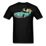 """Thomas Jefferson Doesn't Care About Exhaust Laws"" Anti AB 1824 Tee - Street Weapons Men's T-Shirt - Locally engineered and crafted aftermarket items for Race, drift, and street cars apparel accessories supplies electronics"