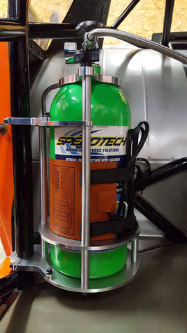 Nitrous Bottle Mounts - Street Weapons  - Locally engineered and crafted aftermarket items for Race, drift, and street cars apparel accessories supplies electronics