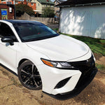 '17 - '20 Toyota Camry 8th Gen  Front Bumper Mount Splitter W/ Hardware - Street Weapons  - Locally engineered and crafted aftermarket items for Race, drift, and street cars apparel accessories supplies electronics