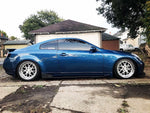 '02 - '07 Infiniti G35 Complete Aero Package W/ Hardware - Street Weapons  - Locally engineered and crafted aftermarket items for Race, drift, and street cars apparel accessories supplies electronics