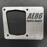 AE86 Hydro Mount Bracket Kit - Street Weapons  - Locally engineered and crafted aftermarket items for Race, drift, and street cars apparel accessories supplies electronics