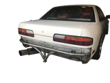S13 Coupe Rear Bash Bar - Street Weapons  - Locally engineered and crafted aftermarket items for Race, drift, and street cars apparel accessories supplies electronics