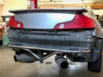 G35 Rear Bash Bar - Street Weapons  - Locally engineered and crafted aftermarket items for Race, drift, and street cars apparel accessories supplies electronics