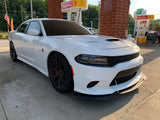 '15 - '18 Dodge Charger | Hellcat | R/T Front Bumper Mount Splitter W/ Hardware - Street Weapons  - Locally engineered and crafted aftermarket items for Race, drift, and street cars apparel accessories supplies electronics