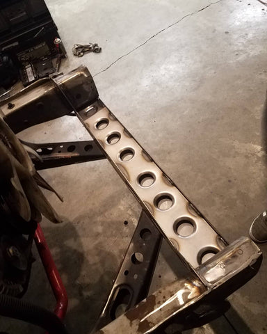 S-Chassis Lower Radiator Support - Street Weapons  - Locally engineered and crafted aftermarket items for Race, drift, and street cars apparel accessories supplies electronics