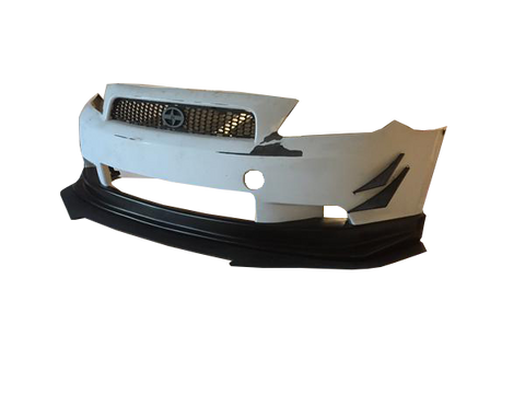 '05 - '10 Scion tC Front Bumper Mount Splitter W/ Hardware - Street Weapons  - Locally engineered and crafted aftermarket items for Race, drift, and street cars apparel accessories supplies electronics