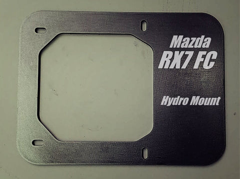 RX-7 FC Hydro Mount Bracket Kit - Street Weapons  - Locally engineered and crafted aftermarket items for Race, drift, and street cars apparel accessories supplies electronics