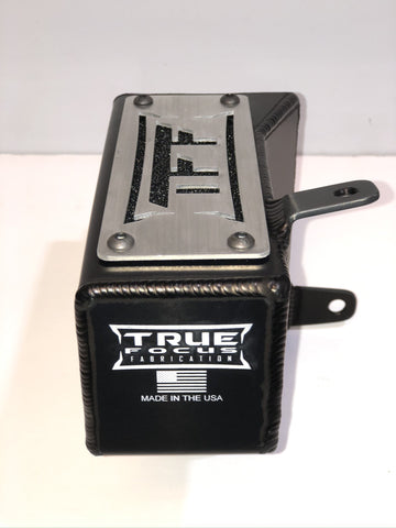 S13 Tucked Oil Catch Can - Street Weapons  - Locally engineered and crafted aftermarket items for Race, drift, and street cars apparel accessories supplies electronics