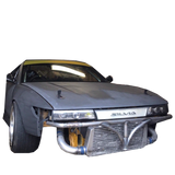 Silvia Front Bash Bar - Street Weapons  - Locally engineered and crafted aftermarket items for Race, drift, and street cars apparel accessories supplies electronics