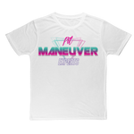 Pit Maneuver Experts Driver Tee's (Ultra Light, Moisture Wicking)