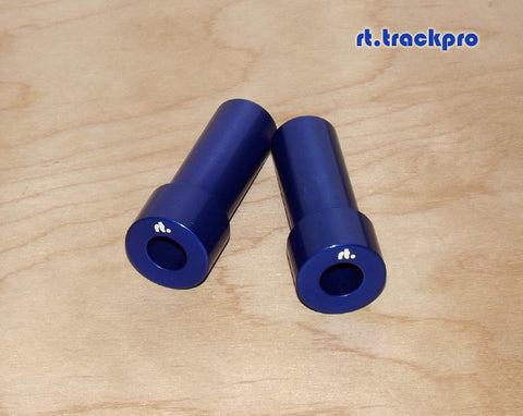 S12 to S13 Rear Coilover Adapter Sleeves