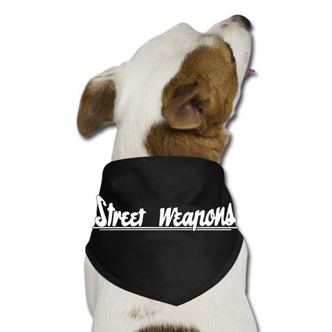 """Street Weapons"" Dog Bandana - Street Weapons Dog Bandana - Locally engineered and crafted aftermarket items for Race, drift, and street cars apparel accessories supplies electronics"