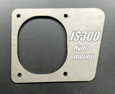 IS300 Hydro Mount Bracket Kit - Street Weapons  - Locally engineered and crafted aftermarket items for Race, drift, and street cars apparel accessories supplies electronics