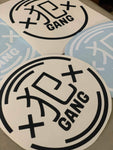 Crime Gang Sticker - Street Weapons  - Locally engineered and crafted aftermarket items for Race, drift, and street cars apparel accessories supplies electronics