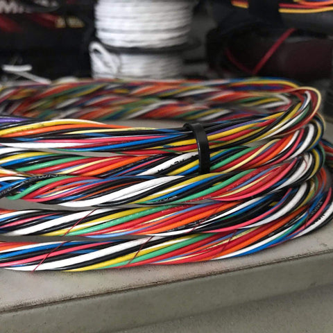 Universal JZ Wiring Harness - Street Weapons  - Locally engineered and crafted aftermarket items for Race, drift, and street cars apparel accessories supplies electronics
