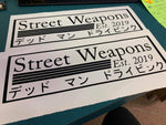 Street Weapons Support Slap - Street Weapons  - Locally engineered and crafted aftermarket items for Race, drift, and street cars apparel accessories supplies electronics