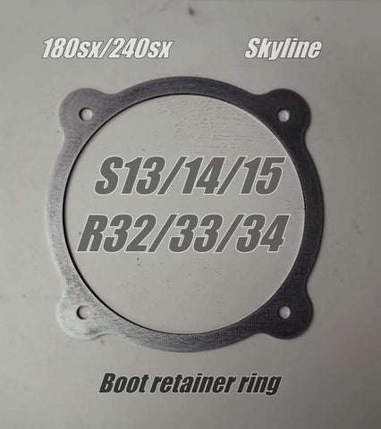 S13 Boot Retainer Ring - Street Weapons  - Locally engineered and crafted aftermarket items for Race, drift, and street cars apparel accessories supplies electronics
