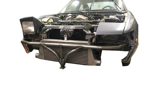 S13 Pop-Up Front Bash Bar - Street Weapons  - Locally engineered and crafted aftermarket items for Race, drift, and street cars apparel accessories supplies electronics