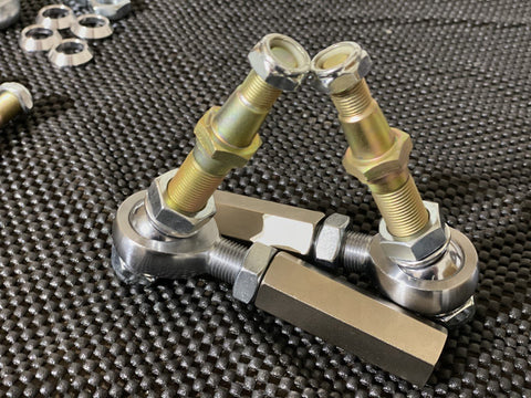 S-Chassis Ultra Tie Rod Ends - Street Weapons  - Locally engineered and crafted aftermarket items for Race, drift, and street cars apparel accessories supplies electronics