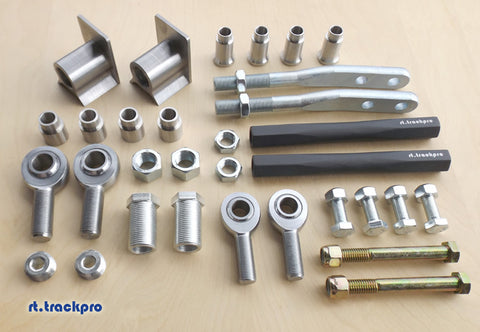 Z31 Adjustable Control-Arm + Tension-Rod Combo Kit