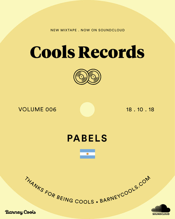 Cools Records Mixtape 006 • Pabels