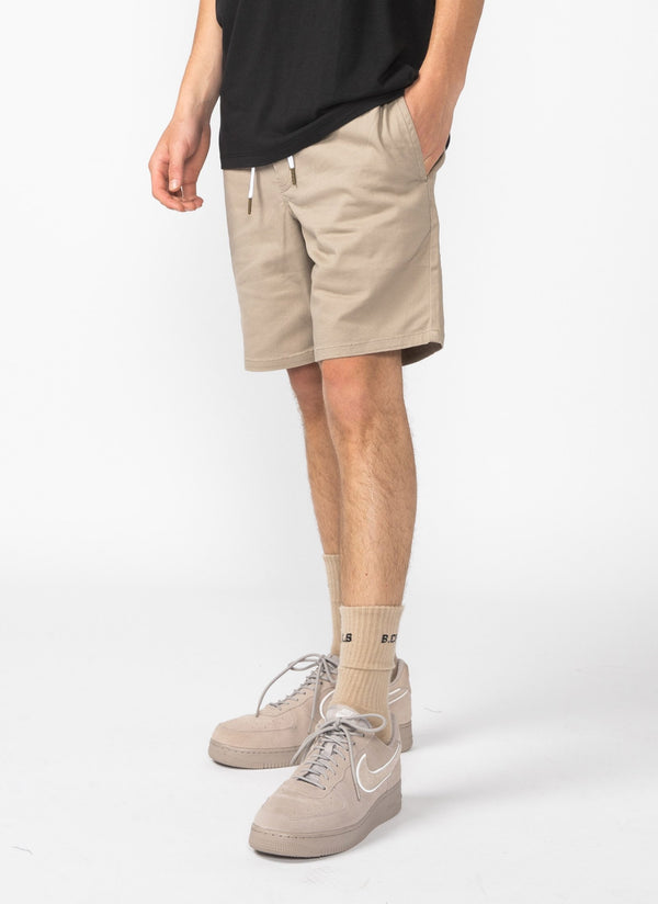 B.Slim Short Tan