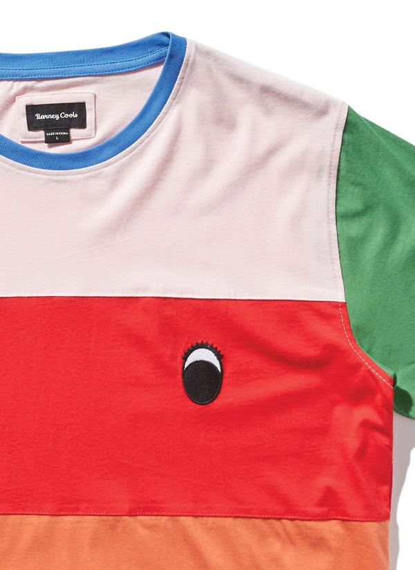 Dillon Francis x Gerald Embro Tee Colour Block