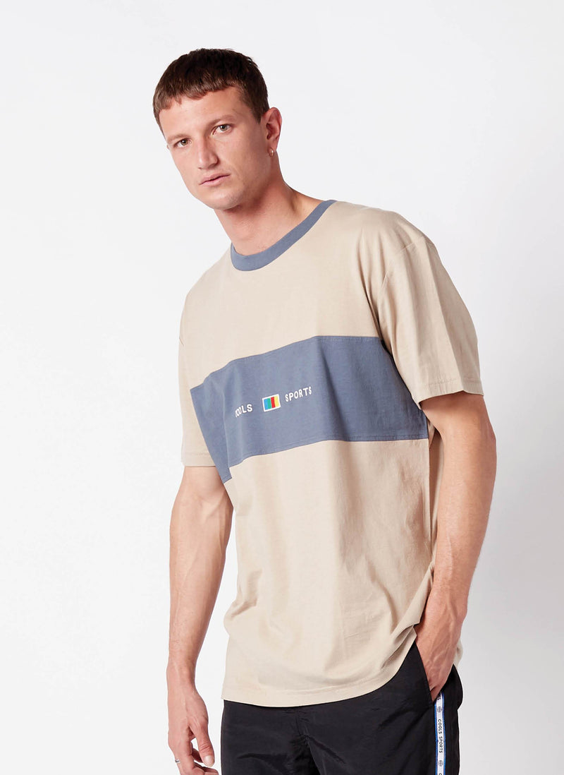 Cools Sports Homie Tee Beige