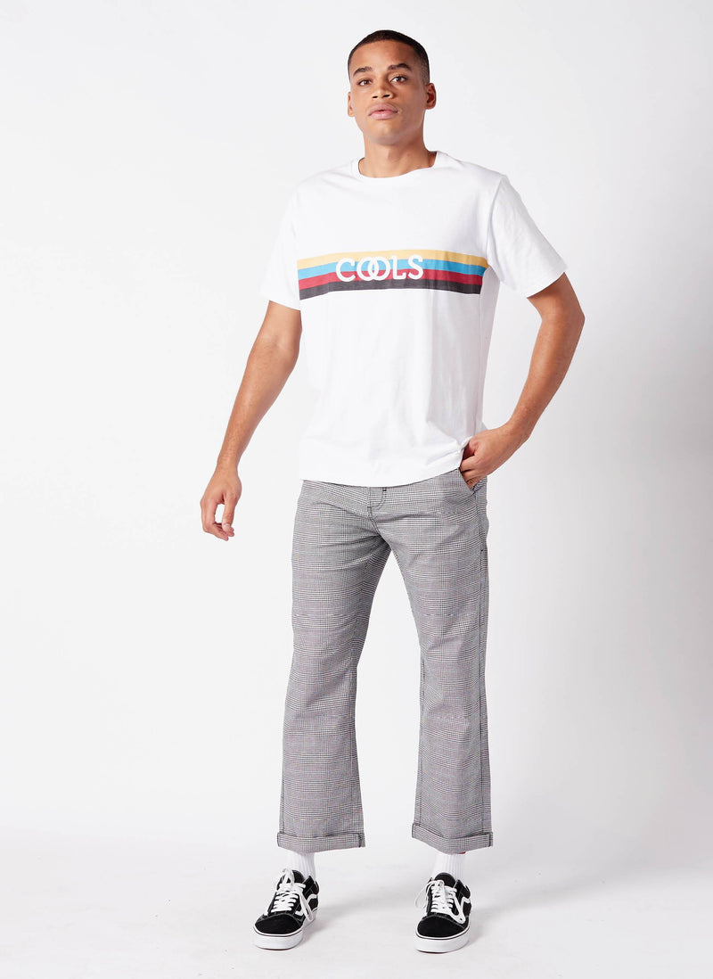 Cools Olympic Tee White