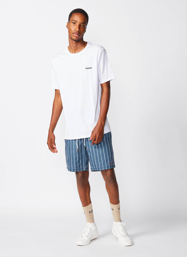 B.Cools Retro Tee White